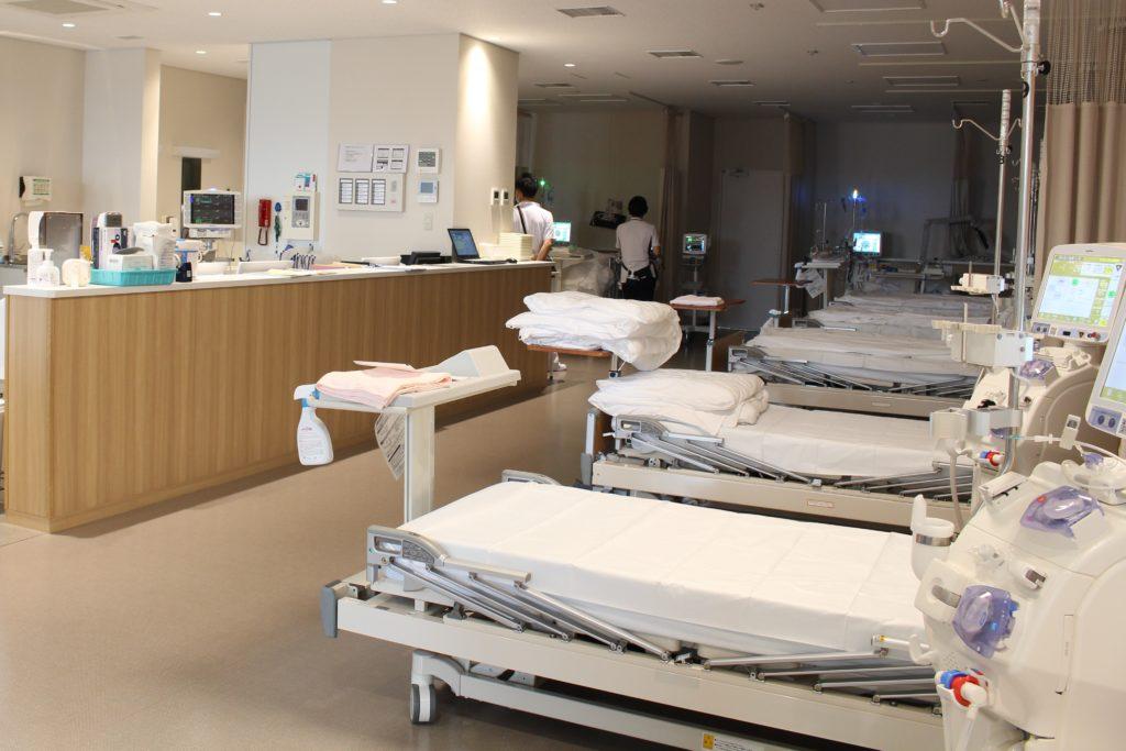 『腎センター』設置の理由
